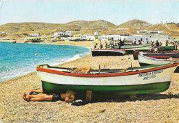 Carboneras (Almeria) - Costa Blanca, Varadero - Shipyard (chantier Naval) - Almería