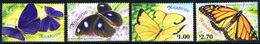 Serie Set Insectes Papillons Insects Butterflies Neuf  MNH ** Niuafo'ou 2000 - Papillons