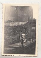 Franchimont - Entrée Des Ruines - Animé - Photo Format 6 X 9 Cm - Lieux