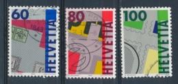 Zwitserland/Switzerland/Suisse/Schweiz 1993 Mi: 1496-1498 Yt: 1424-1426 (Gebr/used/obl/usato/o)(4192) - Zwitserland