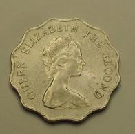 1979 - Hong Kong - TWO DOLLARS, ELIZABETH II, KM 37 - Hongkong