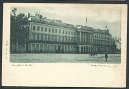 +++ CPA - BRUXELLES - BRUSSEL - Palais Du Roi - DVD 5244   // - Brussel (Stad)