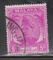 SELANGOR Scott # 95 Used - Selangor