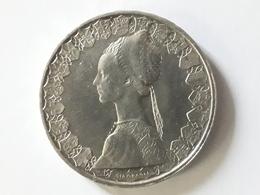 500 Lire Républica Italiana  Argent Silver - 1946-… : République