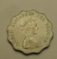 1984 - Hong Kong - TWO DOLLARS, Elizabeth II, KM 37 - Hong Kong