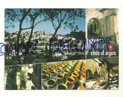 France. Alpes Maritimes. Biot. Centre Artistique De La Côte D'Azur. Carte Mosaïque (multivues). Editions Photoguy. 1983 - Biot