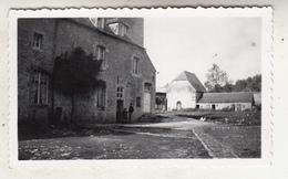 Ferme Fortifiée De Roly - 1946 - Photo Format 6.5 X 11 Cm - Lieux