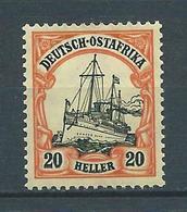 AFRIQUE ORIENTALE ALLEMANDE 1905 . N° 26 . Neuf  (*) Sans Gomme . . - Colonie: Afrique Orientale