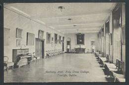 +++ CPA - Irlande - DUBLIN - Academy Hall - Holy Cross College - Clonliffe  // - Dublin