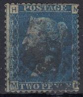 GRAN BRETAÑA 1855/58 Nº 15 USADO - 1840-1901 (Viktoria)