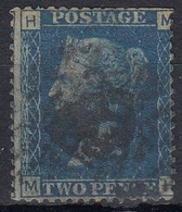 GRAN BRETAÑA 1855/58 Nº 15 USADO - Used Stamps