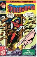 Spiderwoman 3 - Wie Vermoorde Jonathan Drew ? (1982) - Livres, BD, Revues