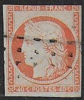 Cérès N° 5 Oblitéré - Cote : 500 € - 1849-1850 Ceres