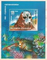 BULGARIA \ BULGARIE - 1998 - Anne Internationale De L'Ocean - Bl - (O) - Blocs-feuillets