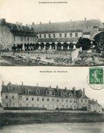 Lot De 2 CPA - ST MAUR DE GLANFEUIL - France