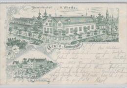 Cappenberg....-nette Alte Karte     (ke101  ) Siehe Scan - Allemagne
