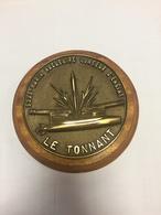Tape De Bouche SOUS-MARIN NUCLEAIRE LANCEUR D'ENGINS  - LE TONNANT [TDB162] - Militaria