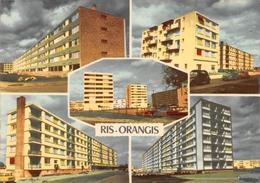 Ris-Orangis - Les Grands Ensembles - H.L.M. - 2cv - Ris Orangis