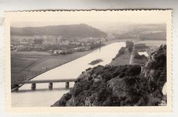 Vue Sur Anhée (de Poilvache) - Photo Format 7 X 11 Cm - Lieux