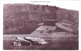 74 - Saint Cergues  ( Haute Savoie )  La Cave Aux Fees Et Montauban - Saint-Cergues
