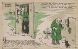 Niederlande-Humor .... .-nette Alte Karte   (ka9177  ) Siehe Scan - Humour