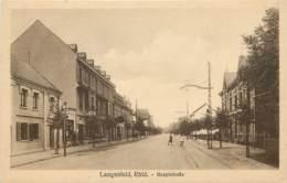 ALLEMAGNE - RHENANIE DU NORD WESTPHALIE - LANGENFELD - Langenfeld
