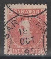 Sarawak - YT 7 Oblitéré - Sarawak (...-1963)