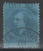 Sarawak - YT 6 Oblitéré - Sarawak (...-1963)
