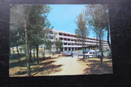 CPM 83 BANDOL  LA RESIDENCE HOTEL ATHENA AVEC 1 PERMIER PLAN VOITURE ANCIENNE - Bandol