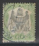Afrique Centrale Britannique - British Central Africa - YT 45 Oblitéré - Grande-Bretagne (ex-colonies & Protectorats)