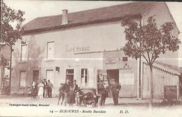 ECROUVES - 54 - Recette Buraliste - France