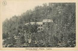 Cyprus Platres - Helvetia Hotel - Chypre