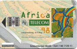 South Africa - ITU Africa Telecom 98 Telkom Demo, SC7, 10U, Used - South Africa
