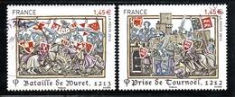 N° 4828 / 4829 - 2013 - France