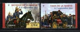 N° 4899 / 4900 - 2014 - France