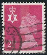 GB 1971 Yv. N°625 - 2p1/2 Irlande Du Nord - Oblitéré - Emissions Régionales