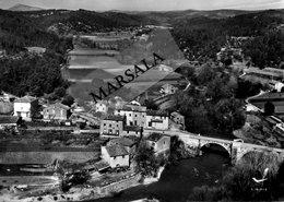 CPSM Le Thoronet  Le Pont D'Argens - France