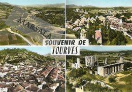 CPSM  Tourves  Multivues - France