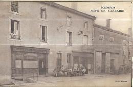 54   Ecrouves  Café De Lorraine - France