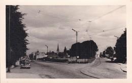119 Gosselies CARTE PHOTO Rue De Jumet A Droite Du Pont Du Carosse - Other
