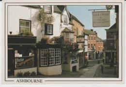 Postcard - Ashbourne - Victoria Square  - Posted 10th July Year Unknown Very Good - Postcards