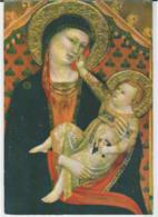 Postcard - Firenze - Virgin And The Child Jesus  - Posted In 1997 Very Good - Postcards