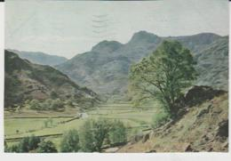 Postcard - Langdale Valley, Card No..nc12.  - Posted 10th July 1956 Very Good - Postcards