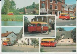 Postcard - Diss - Gislingham Post Bus,card No.ckpo2  - Unused Very Good - Postcards