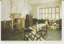 Postcard - The Banqueting Hall, Plas Mawr. Conwy - Card No.c4032x  - Unused Very Good - Postcards
