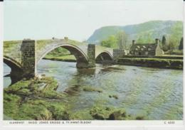 Postcard - LLanrwst Inigo Bridge And Ty Wnt - Ir - B - Ont Card No.c4353  - Unused Very Good - Postcards