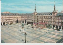 Postcard - Madrid - Main Square, Card No.110  - Unused Very Good - Postcards