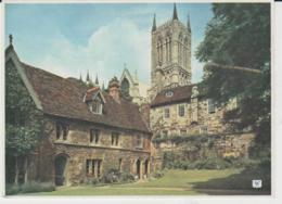 Postcard - Churches - Lincoln Cathedral - Card No.cl114 - Unused Very Good - Postcards