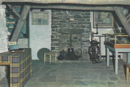 Postcard - In Old Leanach Cottage, Culloden Moor, Inverness - Shire, Card No.sp129  - Unused Very Good - Postcards