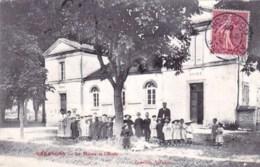 21 - VARANGES ( Cote D Or )  La Mairie Et L Ecole - France